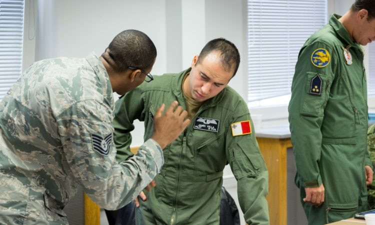 AFM Officers Successfully Complete International Training